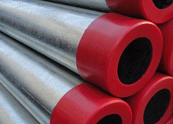 Distribuidora de tubos redondos