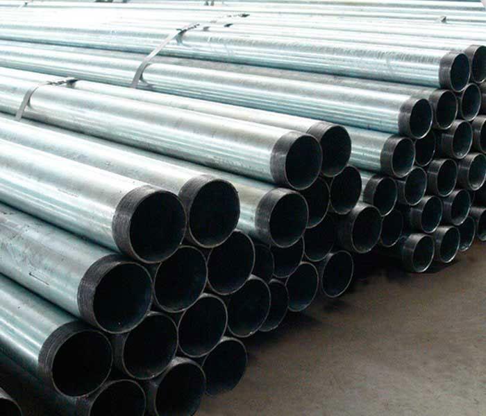 Fabricante de tubos galvanizados